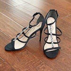 NWOT Nina 4 inch black dressy heels
